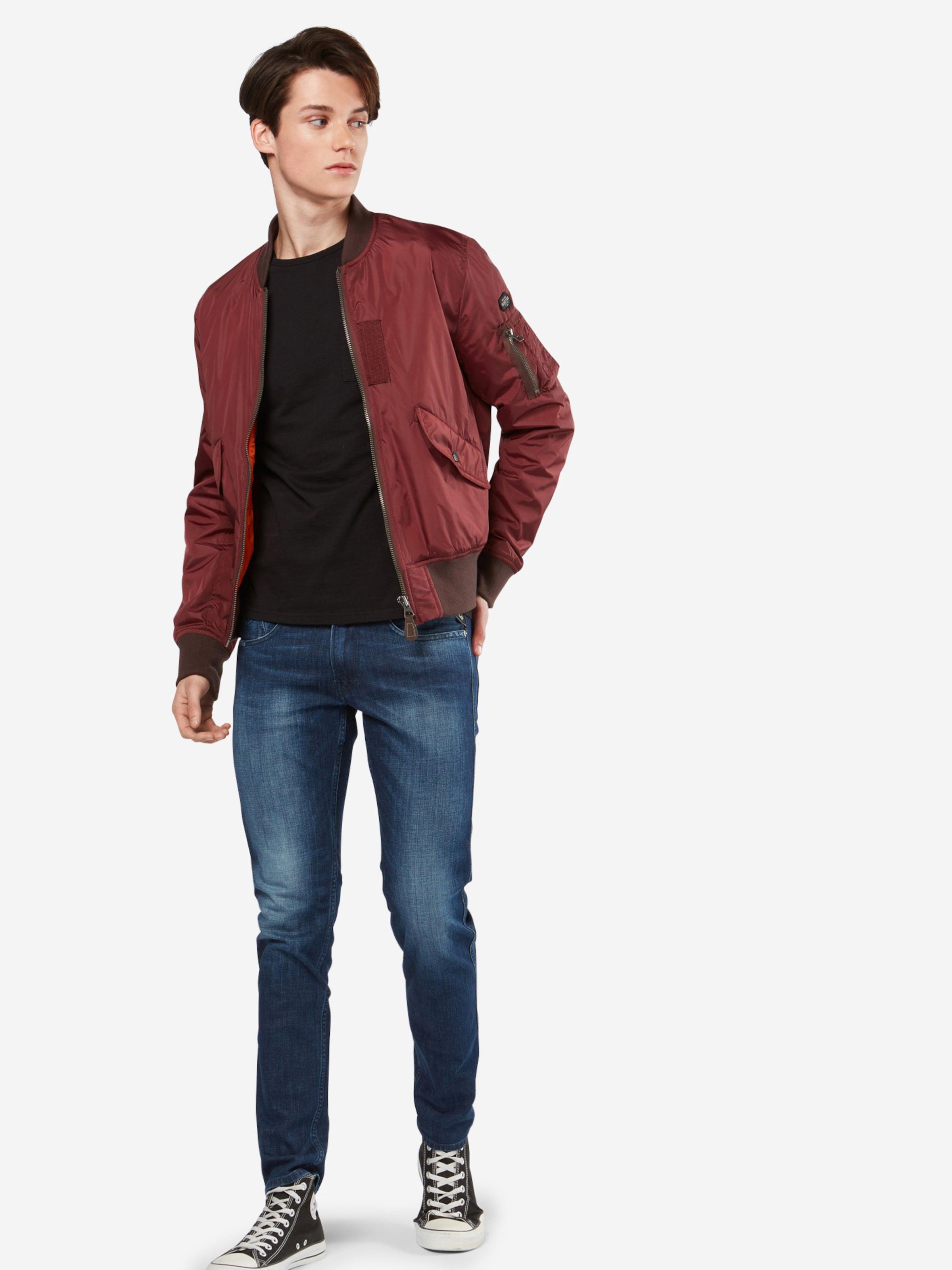 REPLAY Jeans im Used-Style 'Anbass' Mit Paypal Zahlen Zu Verkaufen Verkauf Online-Shopping Spielraum Wirklich RCU11