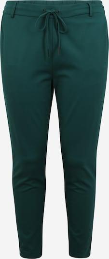 ONLY Carmakoma Broek 'Goldtrash' in de kleur Smaragd, Productweergave