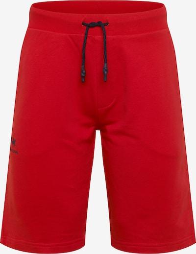 La Martina Spodnie 'PMB003-FP059' w kolorze czerwonym, Podgląd produktu