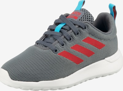 ADIDAS PERFORMANCE Sneaker 'Lite Racer CLN' in türkis / grau / rot, Produktansicht