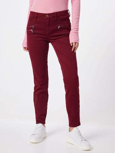BRAX Jeans 'Spice S' in cranberry, Modelansicht