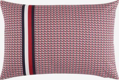TOMMY HILFIGER Kissenhülle in grau / rot, Produktansicht