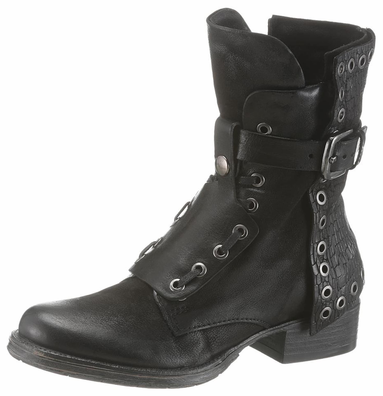 ARIZONA Schnürstiefelette Verschleißfeste billige Schuhe Hohe Qualität