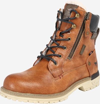 MUSTANG Boots in cognac, Produktansicht