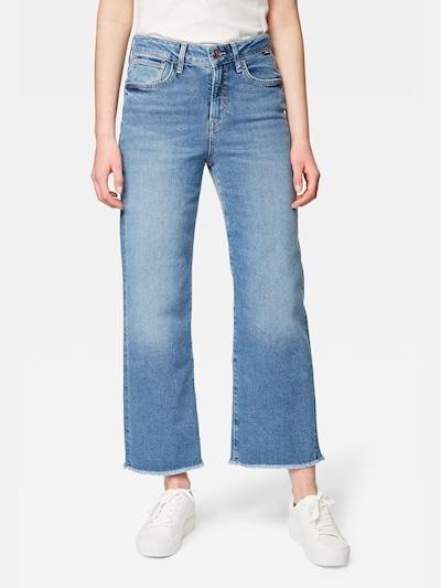 Mavi Jeans  ' LIA ' in blue denim, Modelansicht