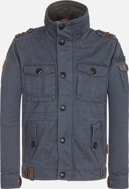 naketano Male Jacket Lutschewitz