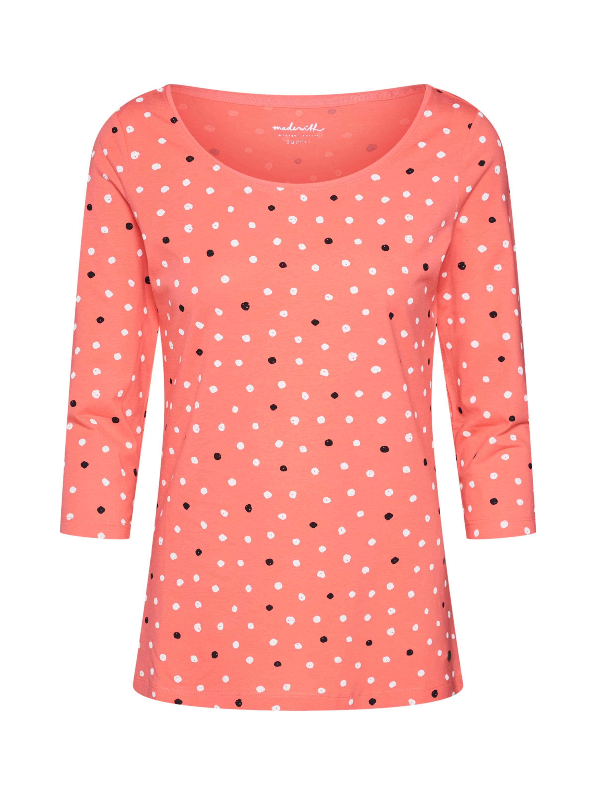 Aop T Tee Esprit Shirt shirts' In 'eos Koralle 7fgy6YvIb