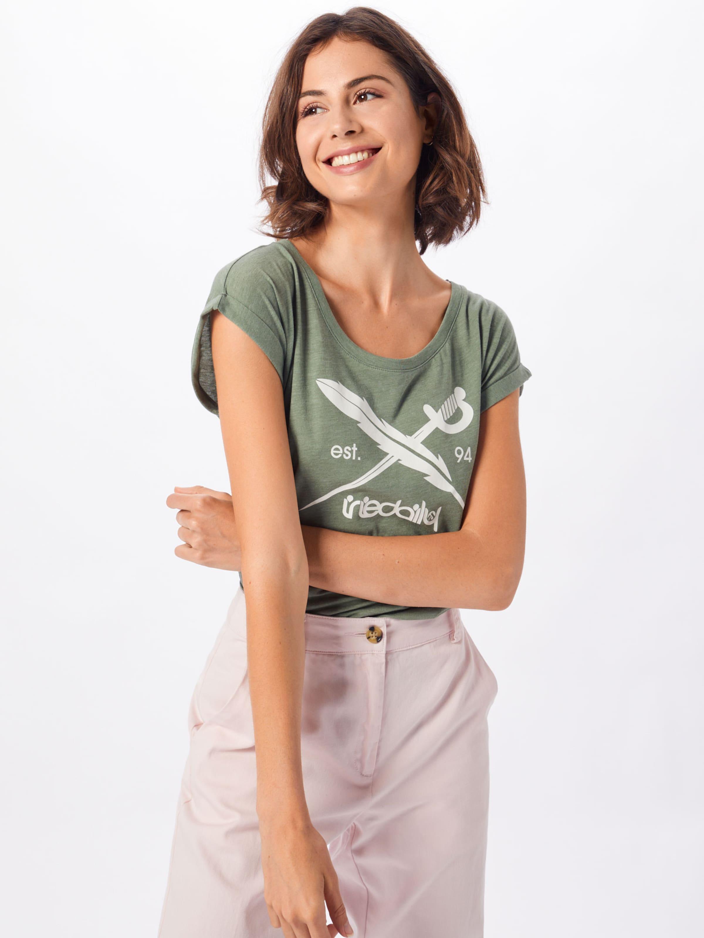 En OliveBlanc Iriedaily shirt T Flag' 'the wulXOPTkZi