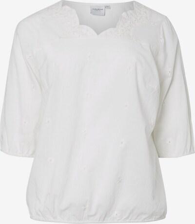 Junarose Bluse in weiß, Produktansicht