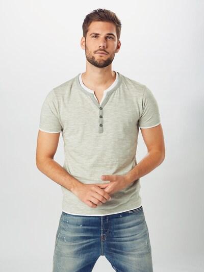 Tricou ESPRIT pe gri: Privire frontală