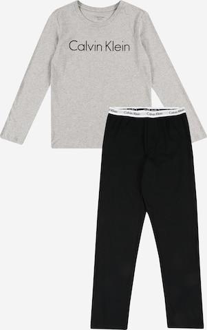 Pijamale de la Calvin Klein Underwear pe negru