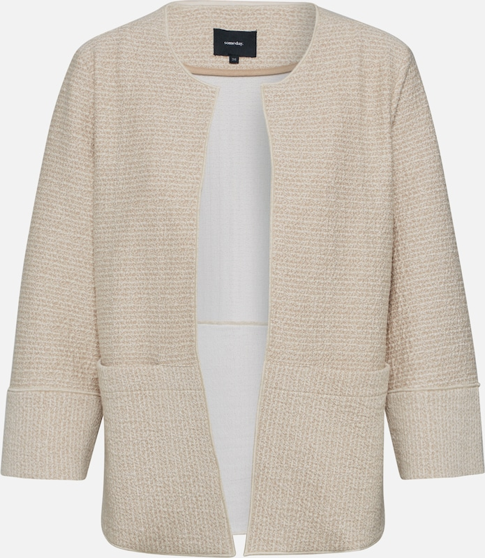 Someday Blazers 'Nadjana' in de kleur Sand, Productweergave