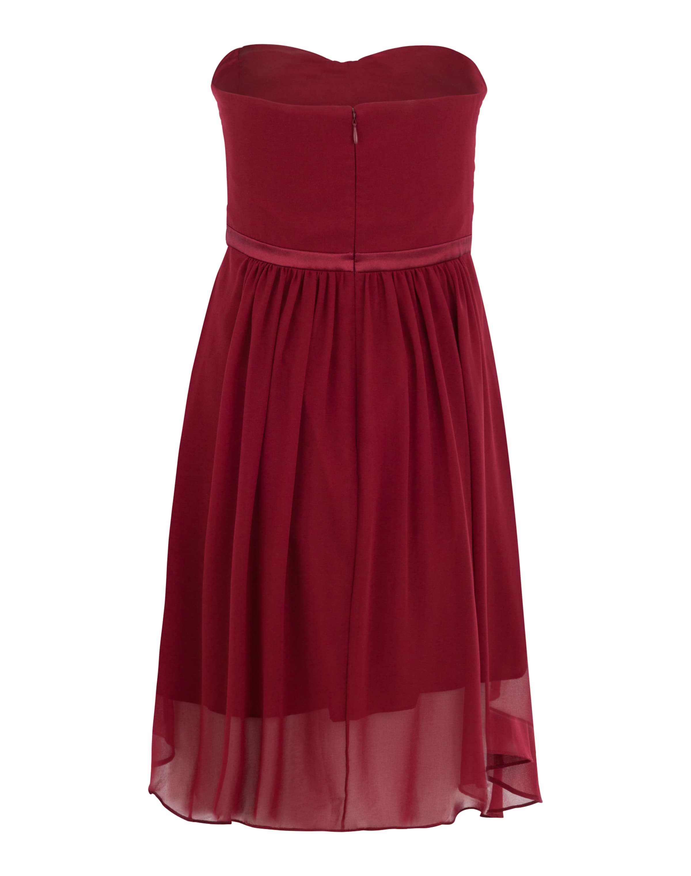 Mont Rot Vera In Vm Bandeau cocktailkleid AcS54jLq3R