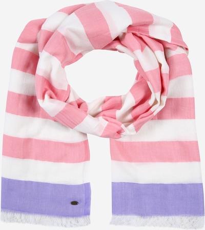 ESPRIT Schal in lila / pink / weiß, Produktansicht