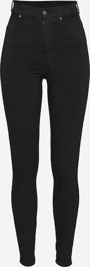 Dr. Denim Jeans 'Moxy' in de kleur Zwart, Productweergave
