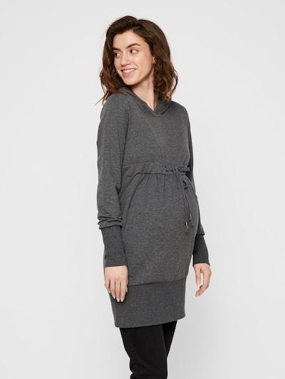 MAMALICIOUS Sweatshirt in dunkelgrau, Produktansicht