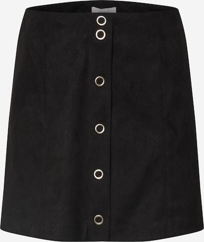 VILA Rok 'JAKY' in de kleur Zwart, Productweergave