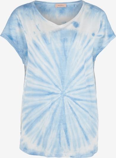 TRIANGLE T-Krekls pieejami zils / balts, Preces skats