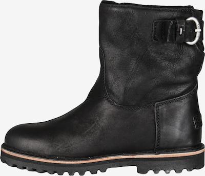 SHABBIES AMSTERDAM Ankle Boot 'BUCKLE BOOT' in schwarz, Produktansicht