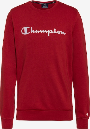 Champion Authentic Athletic Apparel Sweatshirt in rotmeliert, Produktansicht