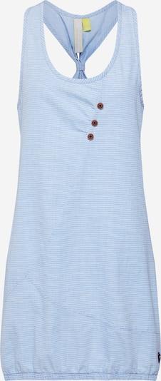 Alife and Kickin Sukienka 'CAMERON D' w kolorze jasnoniebieski / białym, Podgląd produktu