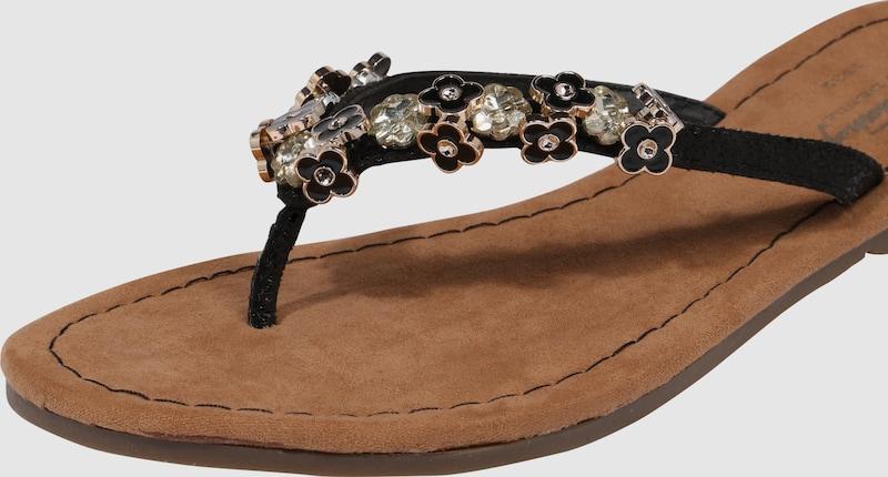 Haltbare Mode billige Schuhe MUSTANG | Zehentrennersandale Schuhe Gut Gut Gut getragene Schuhe dc189a