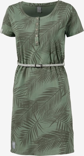 Iriedaily Kleid 'La Palma' in oliv, Produktansicht