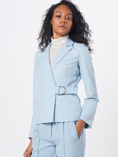 4th & Reckless Blazers 'CARRIE' in de kleur Lichtblauw, Modelweergave