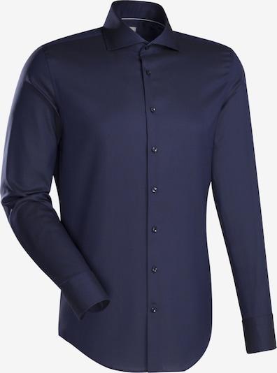 Jacques Britt City-Hemd ' Slim Fit ' in dunkelblau, Produktansicht