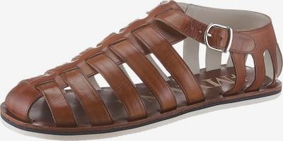 MELVIN & HAMILTON Sandále - svetlohnedá, Produkt