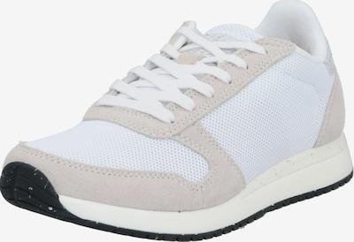 WODEN Sneakers laag in de kleur Wit / Wolwit, Productweergave