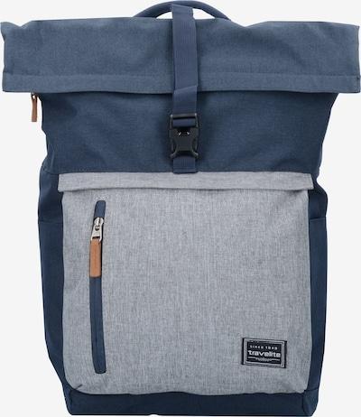 TRAVELITE Rucksack 'Basics Rollup' (47 cm) in blau, Produktansicht