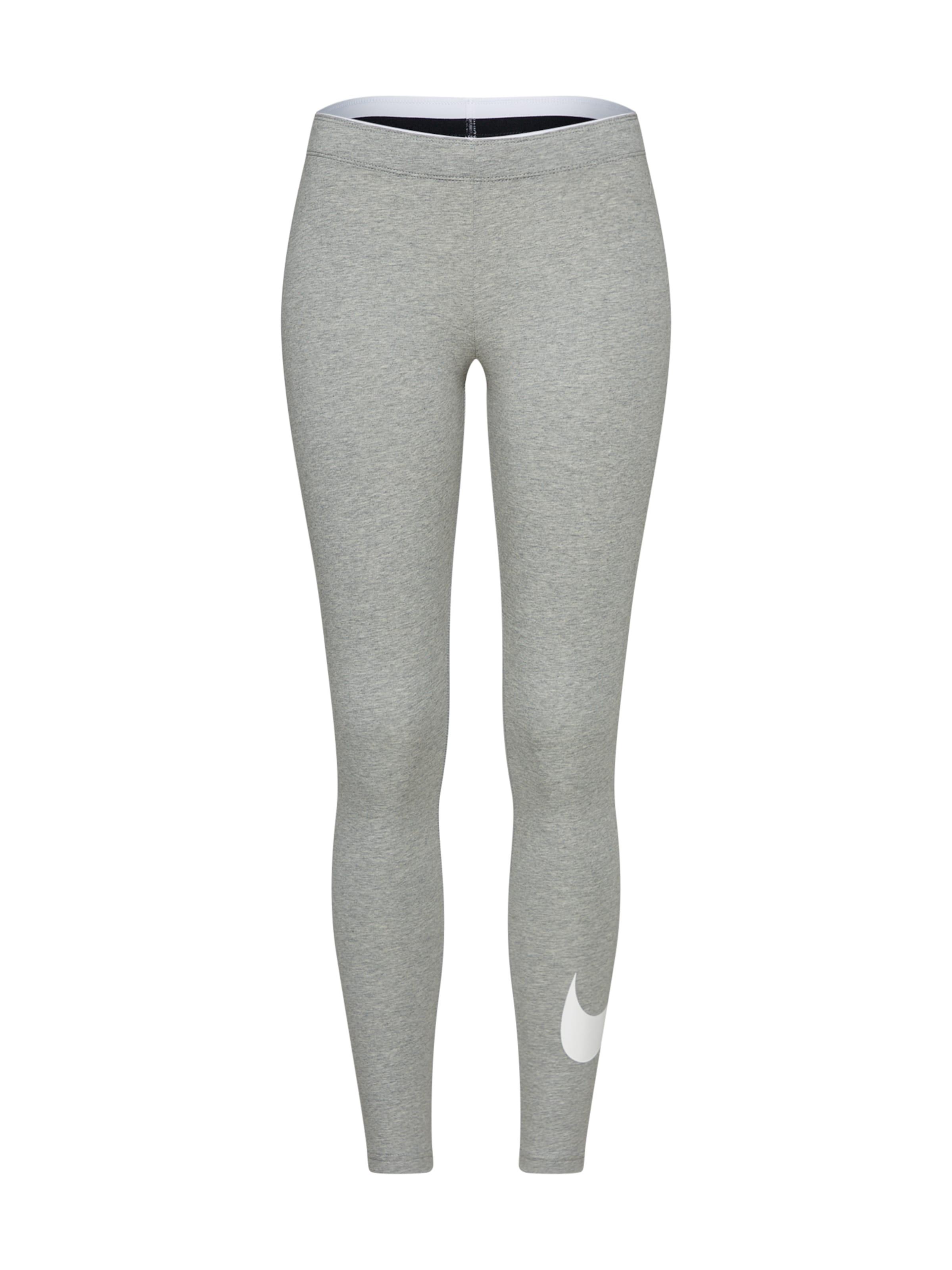 Sportswear Nike Leggings Sportswear Graumeliert In Nike lFcT1KJ