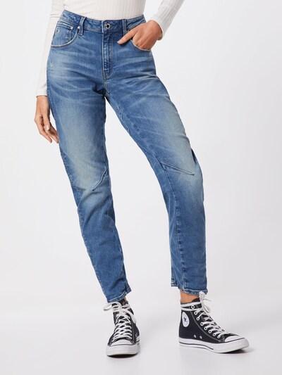 G-Star RAW Džinsi pieejami zils džinss: Priekšējais skats