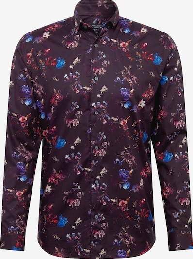 JACK & JONES Košile 'WILLIAM FLOWER' - fialová / mix barev, Produkt