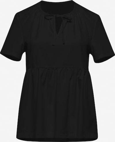 Usha Bluse in schwarz, Produktansicht
