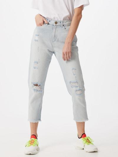 MICHAEL Michael Kors Jeansy w kolorze jasnoniebieskim, Podgląd na modelu(-ce)
