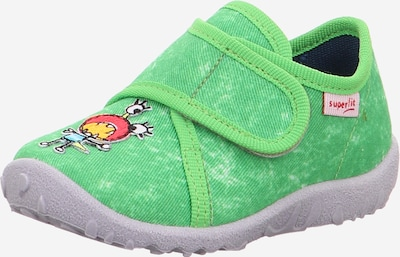 SUPERFIT Schuhe 'SPOTTY' in grün, Produktansicht