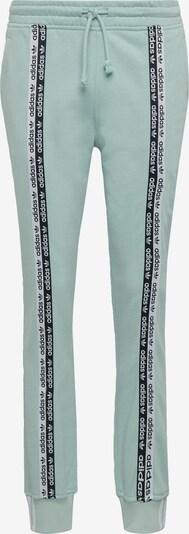 ADIDAS ORIGINALS Pantalon en vert, Vue avec produit