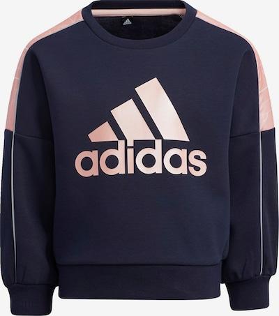 ADIDAS PERFORMANCE Športna majica | mornarska / svetlo roza barva, Prikaz izdelka