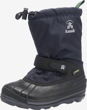Kamik Boots in Blue