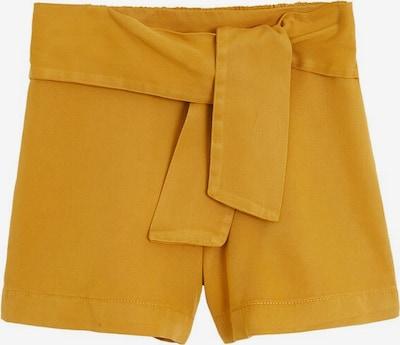MANGO KIDS Shorts 'Line' in senf, Produktansicht