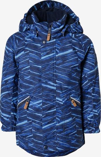 Reima Winterjacke 'Nappaa' in blau / hellblau, Produktansicht