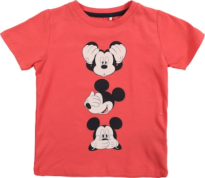 NAME IT T-Shirt mit Mickey Mouse-Print