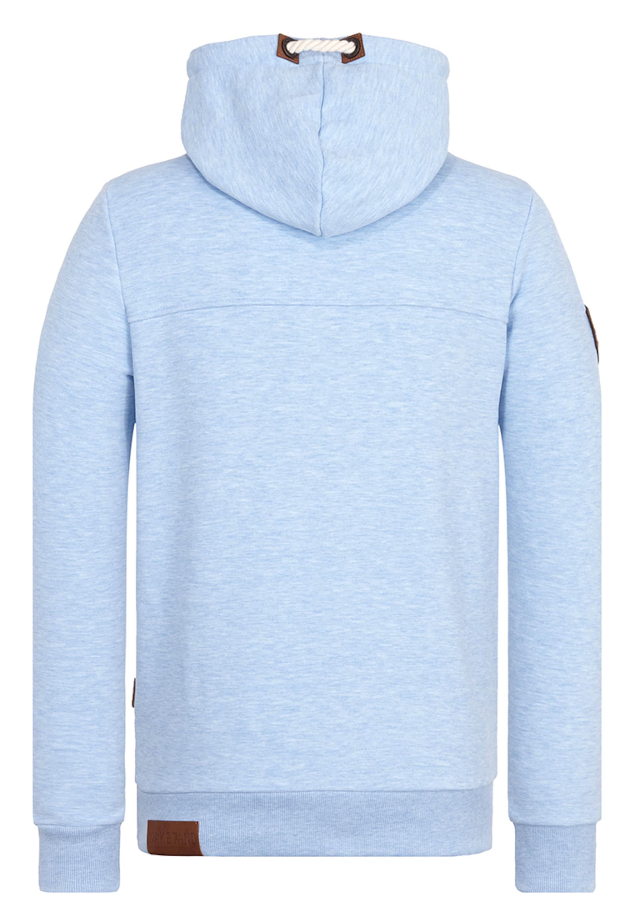 Original Zum Verkauf Outlet Online-Shop naketano Sweatshirt 'Küfürbaz AMK III' 2018 Günstiger Preis Bestseller Günstiger Preis Rabatt-Spielraum Store gByx3WEeAc