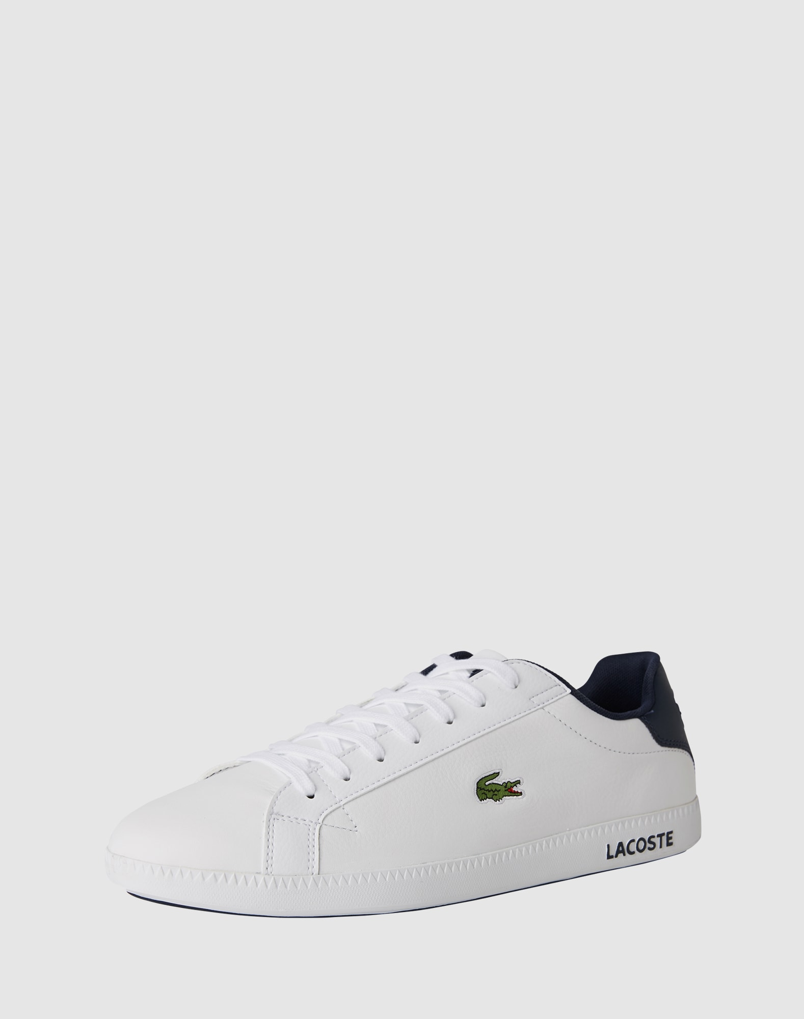 lacoste sneaker 39 graduate lcr3 spm 39 in wei about you. Black Bedroom Furniture Sets. Home Design Ideas