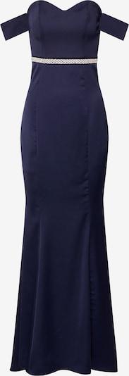Lipsy Robe de soirée 'WS DTL WAIST BRDT MX' en bleu marine / argent, Vue avec produit