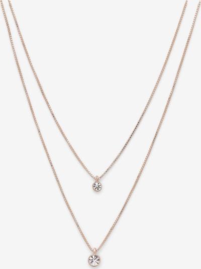 Pilgrim Necklace 'Lucia' in rosegold, Produktansicht