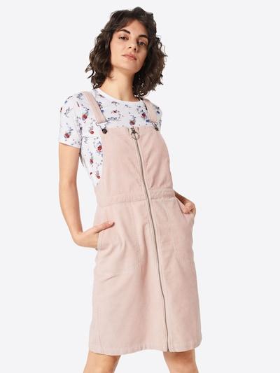 Urban Classics Latzkleid in rosa, Modelansicht