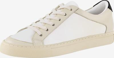 heine Sneaker in beige / schwarz / weiß, Produktansicht
